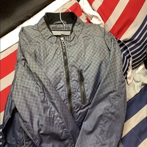 Forever 21 men's jacket. Navy blue